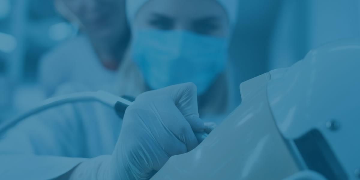 Photo d'étudiants en soins dentaire
