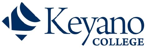 Logo Keyano College